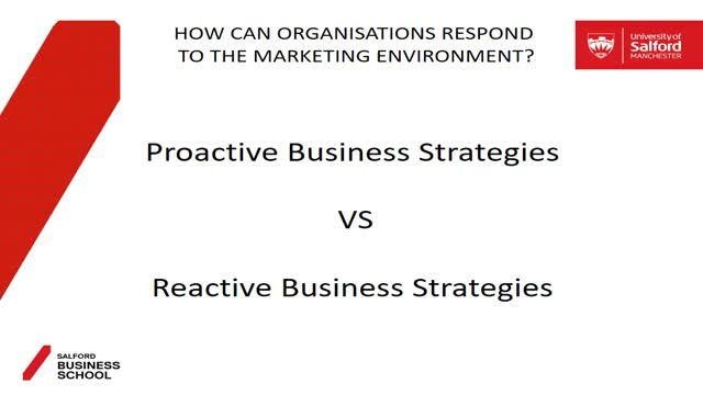 DMI_MSM_Unit 1_4 What is Strategic Marketing
