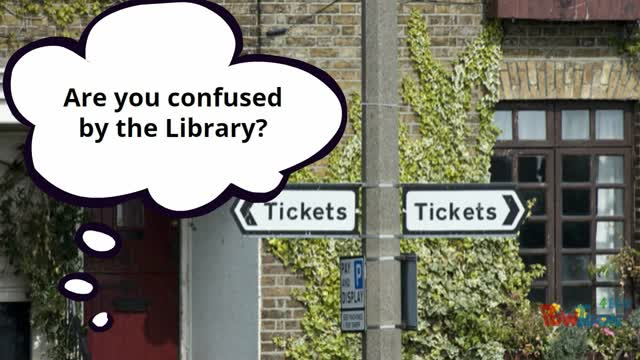 Get your Library questions answered