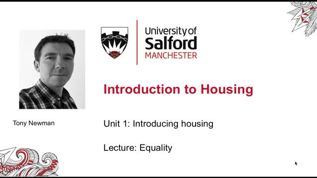 Unit 1, Lecture 8: Equality