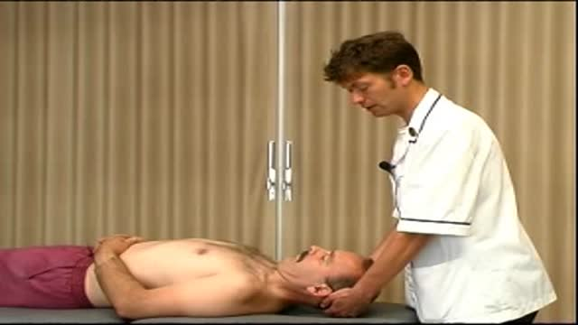 Cervical setting and anterior functional load