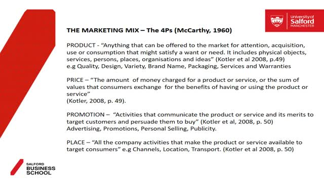 DMI_MSM_Unit 1_3 What is Strategic Marketing