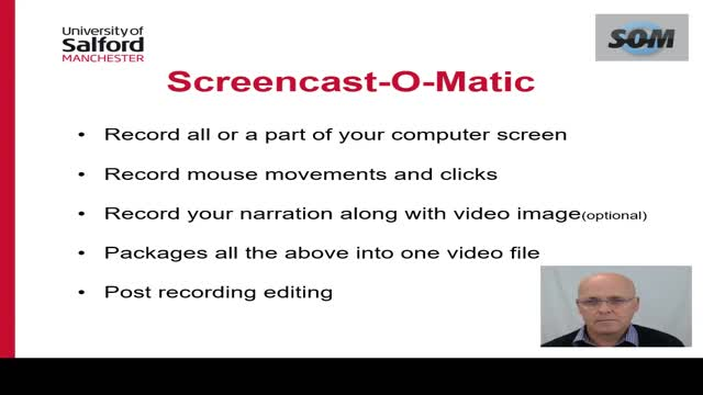 Screencast weekly tip